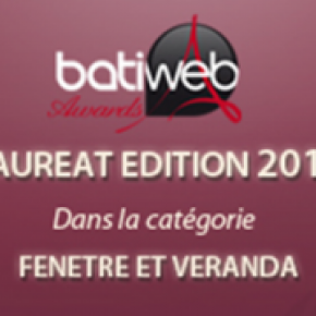 VITRAL Skyvision Walk-On: Batiweb Award, 2012!